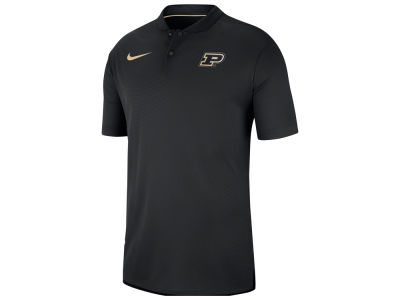 Purdue Boilermakers Nike 2018 NCAA Men's Elite Coaches Polo