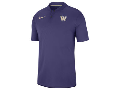 Washington Huskies Nike 2018 NCAA Men's Elite Coaches Polo