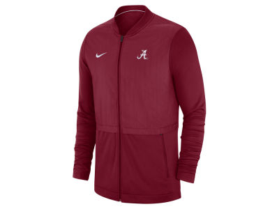 Alabama Crimson Tide Nike NCAA Men's Elite Hybrid Full Zip Jacket