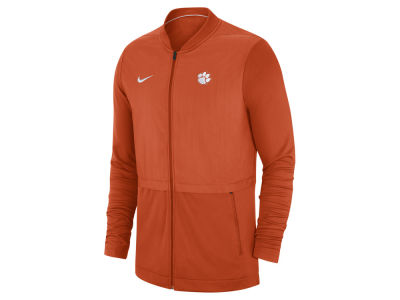 Clemson Tigers Nike NCAA Men's Elite Hybrid Full Zip Jacket