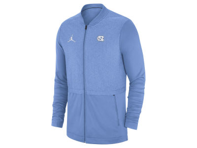 North Carolina Tar Heels Jordan NCAA Men's Elite Hybrid Full Zip Jacket