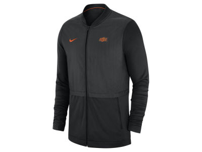 Oklahoma State Cowboys Nike NCAA Men's Elite Hybrid Full Zip Jacket
