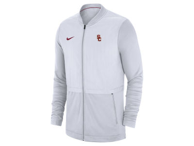 USC Trojans Nike NCAA Men's Elite Hybrid Full Zip Jacket