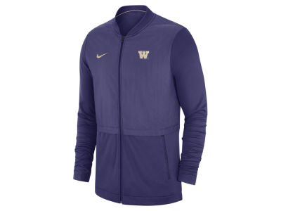 Washington Huskies Nike NCAA Men's Elite Hybrid Full Zip Jacket