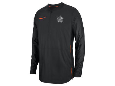 Oklahoma State Cowboys Nike NCAA Men's Lockdown Jacket