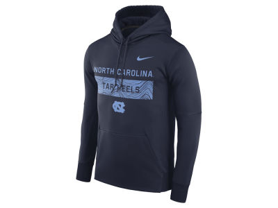 North Carolina Tar Heels Jordan NCAA Men's Staff Pullover Hooded Sweatshirt