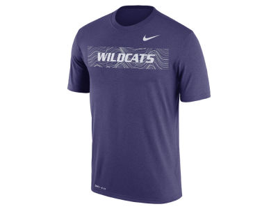 Kansas State Wildcats Nike 2018 NCAA Men's Legend Staff Sideline T-Shirt