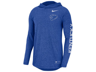 Kentucky Wildcats Nike NCAA Men's Long Sleeve Hooded T-Shirt
