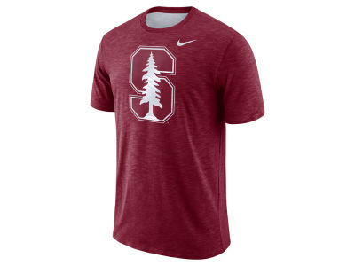 Stanford Cardinal Nike NCAA Men's Dri-Fit Cotton Slub T-Shirt
