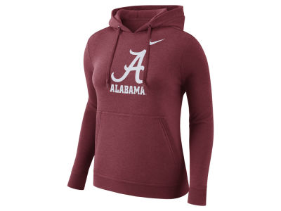Alabama Crimson Tide Nike NCAA Women's Club Hooded Sweatshirt