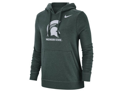 Michigan State Spartans Nike NCAA Women's Club Hooded Sweatshirt