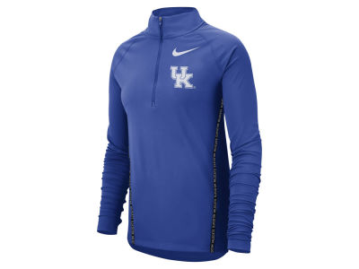 Kentucky Wildcats Nike NCAA Women's Element Half Zip Pullover
