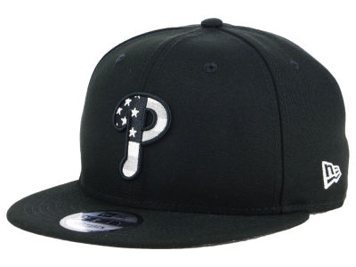 Philadelphia Phillies New Era MLB Flag Fill 9FIFTY Snapback Cap
