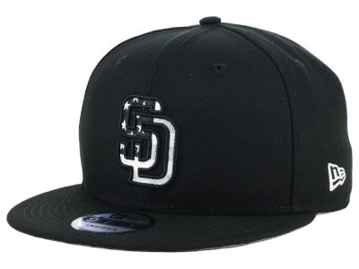 San Diego Padres New Era MLB Flag Fill 9FIFTY Snapback Cap