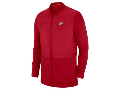 Ohio State Buckeyes Nike NCAA Men's Elite Hybrid Full Zip Jacket