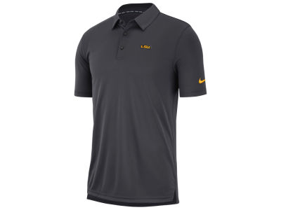 LSU Tigers Nike NCAA Men's Miniature Logo Polo