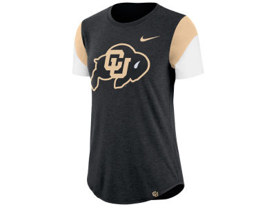Colorado Buffaloes Nike NCAA Women's Tri-blend Fan T-Shirt