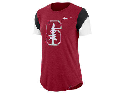 Stanford Cardinal Nike NCAA Women's Tri-blend Fan T-Shirt