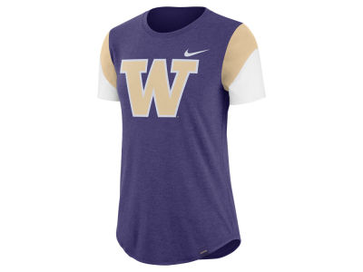 Washington Huskies Nike NCAA Women's Tri-blend Fan T-Shirt