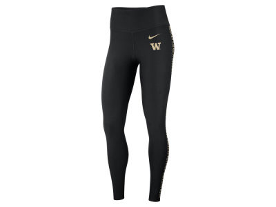 Washington Huskies Nike NCAA Women's Poly Leggings