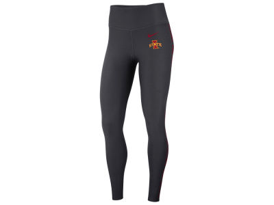 Iowa State Cyclones Nike NCAA Women's Poly Leggings