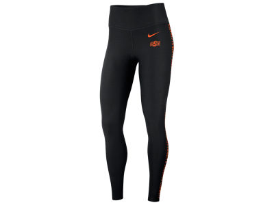 Oklahoma State Cowboys Nike NCAA Women's Poly Leggings