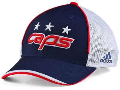 Washington Capitals adidas 2018 NHL Stadium Series Flex Cap