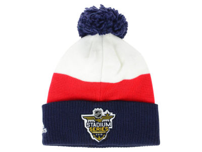 Washington Capitals adidas 2018 NHL Stadium Series Player Knit
