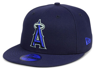 Los Angeles Angels New Era MLB Color Prism Pack 59FIFTY Cap