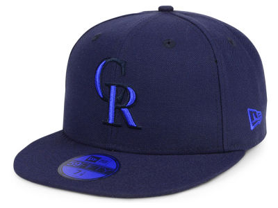 Colorado Rockies New Era MLB Color Prism Pack 59FIFTY Cap