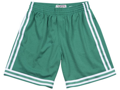 Boston Celtics Mitchell & Ness NBA Men's Swingman Shorts