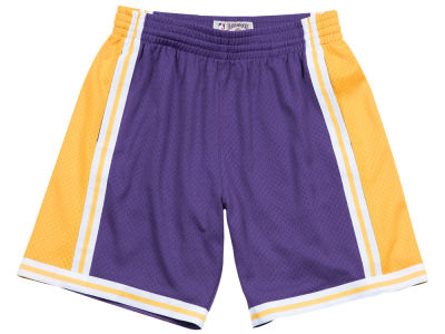 Los Angeles Lakers Mitchell & Ness NBA Men's Swingman Shorts