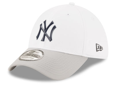 New York Yankees New Era MLB White Batting Practice 39THIRTY Cap
