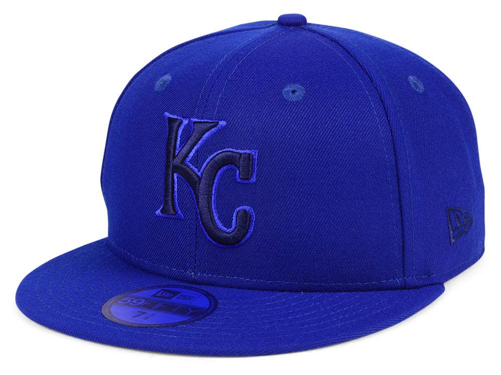 Kansas City Royals New Era MLB Color Prism Pack 59FIFTY Cap  606aea5161bb