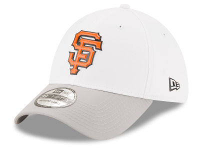 San Francisco Giants New Era MLB White Batting Practice 39THIRTY Cap