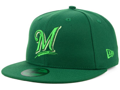 Milwaukee Brewers New Era MLB Color Prism Pack 59FIFTY Cap