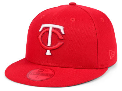 Minnesota Twins New Era MLB Color Prism Pack 59FIFTY Cap