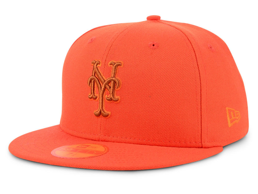 62cb538bd86 New York Mets New Era MLB Color Prism Pack 59FIFTY Cap