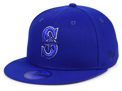 Seattle Mariners New Era MLB Color Prism Pack 59FIFTY Cap