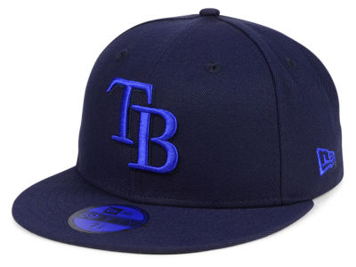 Tampa Bay Rays New Era MLB Color Prism Pack 59FIFTY Cap