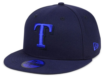 Texas Rangers New Era MLB Color Prism Pack 59FIFTY Cap