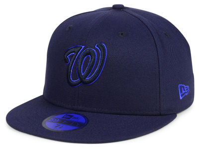 Washington Nationals New Era MLB Color Prism Pack 59FIFTY Cap