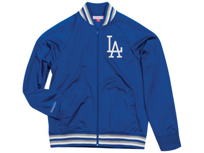 Los Angeles Dodgers Mitchell & Ness MLB Men's Top Prospect Track Jacket