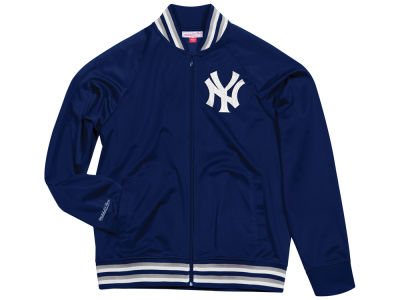 New York Yankees Mitchell & Ness MLB Men's Top Prospect Track Jacket