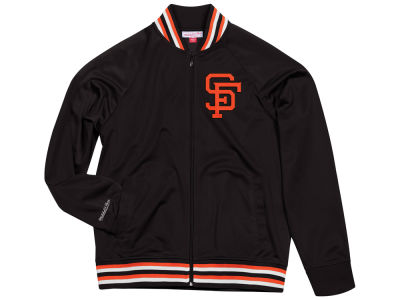 San Francisco Giants Mitchell & Ness MLB Men's Top Prospect Track Jacket