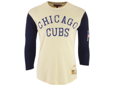 Chicago Cubs MLB Men's Wild Pitch Raglan T-shirt