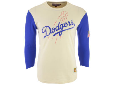 Los Angeles Dodgers MLB Men's Wild Pitch Raglan T-shirt