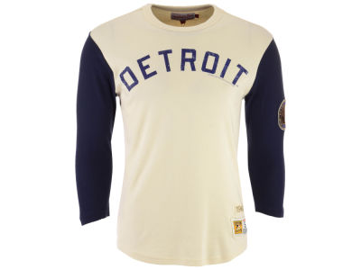 Detroit Tigers MLB Men's Wild Pitch Raglan T-shirt