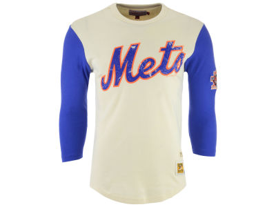 New York Mets MLB Men's Wild Pitch Raglan T-shirt