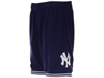 New York Yankees Mitchell & Ness MLB Men's Swing Shorts